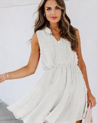 Valge mummudega kleidike (M)