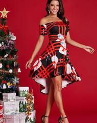 Jõuluteemaline kleidike (S)